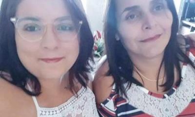 Márcia e Lariany Bonfim Vieira