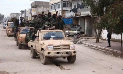 Milícias na Síria
