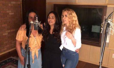 Raquel Pereira, Rose Nascimento e Joelma