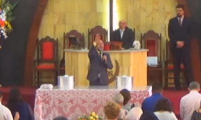 Reverendo Elizeu Dourado de Lima