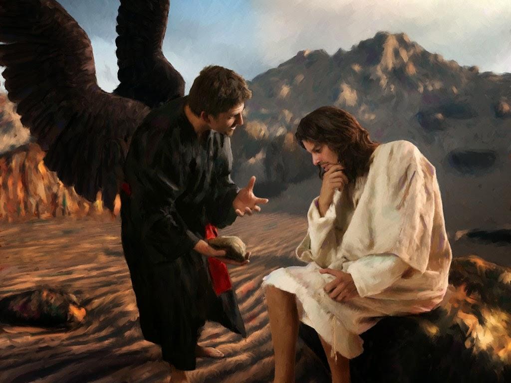 Tentação de Jesus