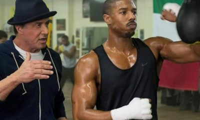 Rocky Balboa e Adonis Johnson