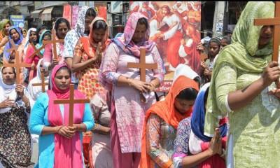 Cristãs na Índia