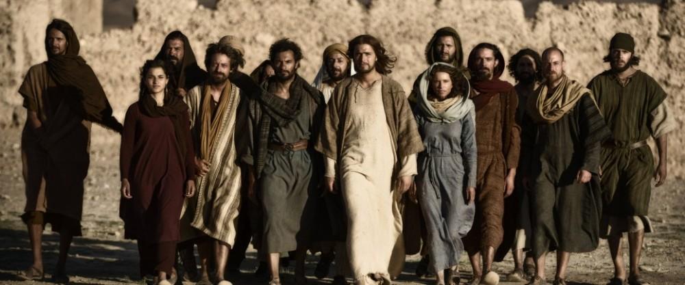 Jesus e os discípulos