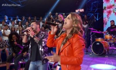 Marcos e Aline Barros