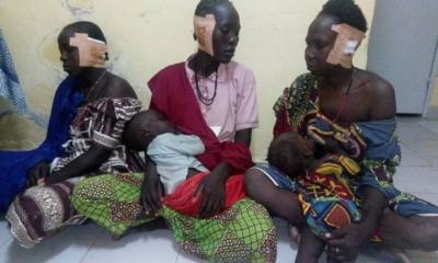 Mulheres tiveram orelhas decepadas pelo Boko Haram