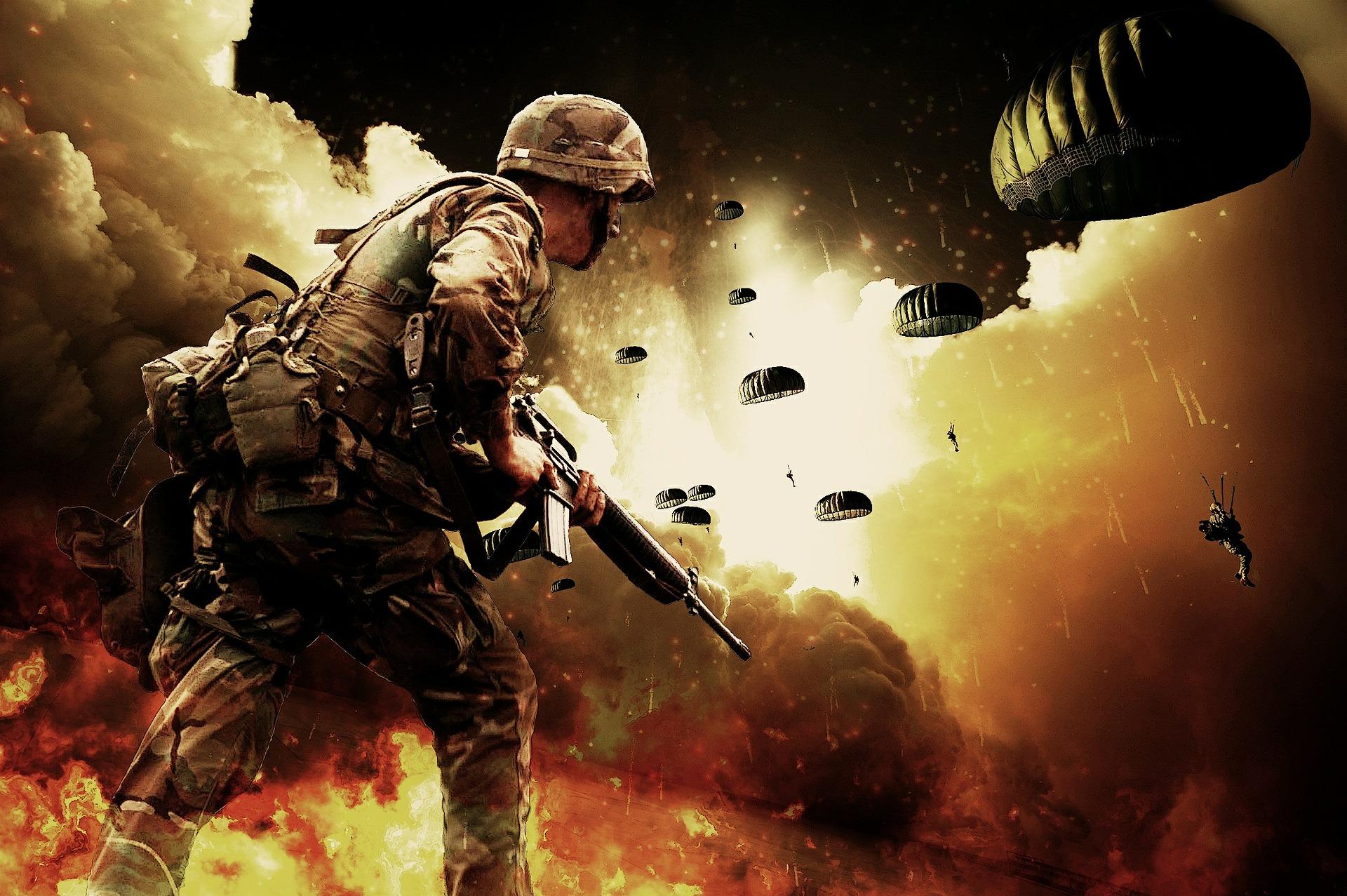 Rumores de guerra: os ânimos exaltados dos governantes mundiais