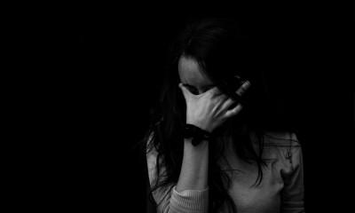 Depressão, dor, tristeza