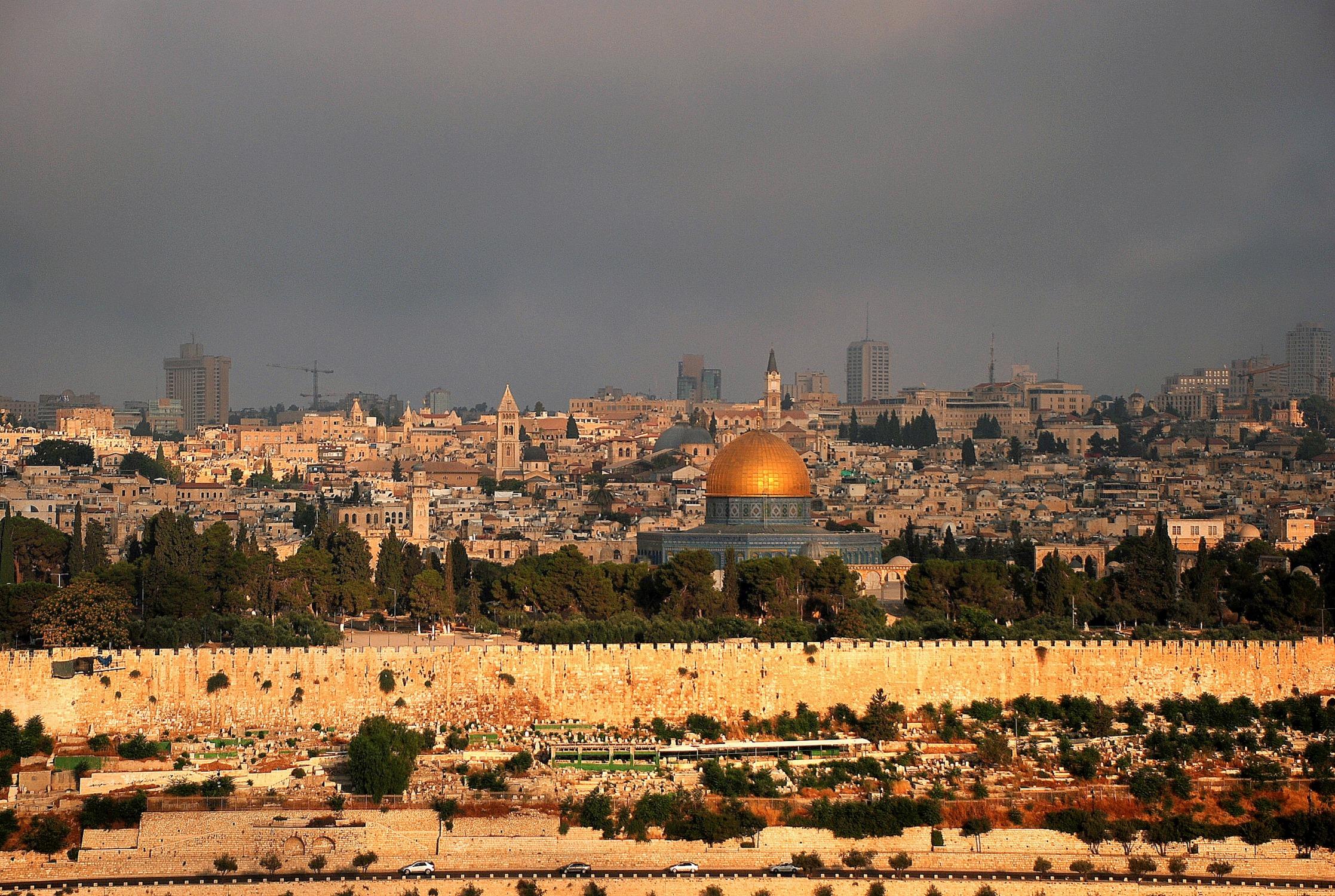 Monte do Templo em Jerusalém, Israel (Yang Jing / Unsplash)