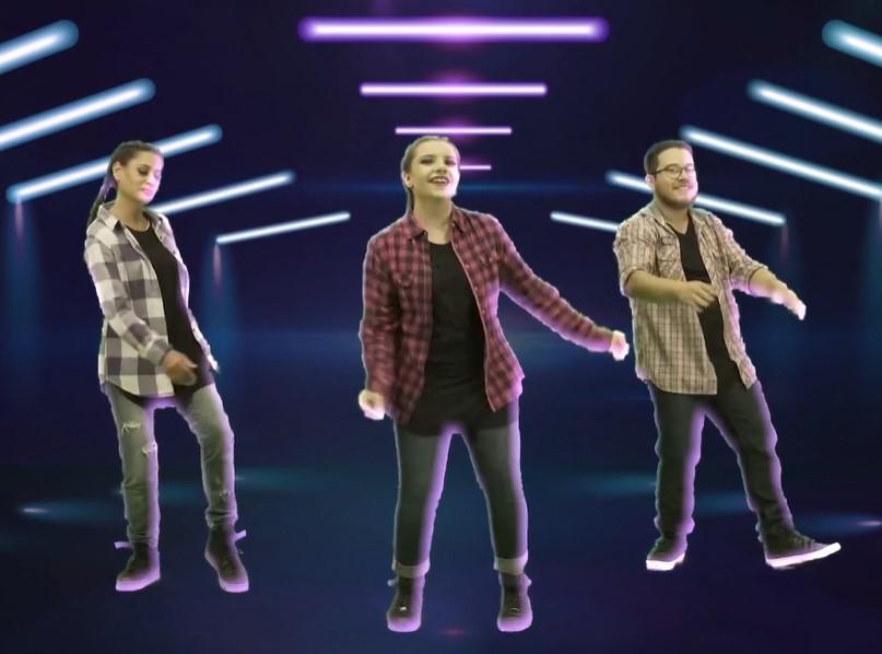 3 Palavrinhas - Pop Dance Up