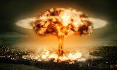 Ataque com explosão nuclear