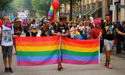 Ativistas gay