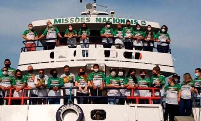 Barco O Missionário