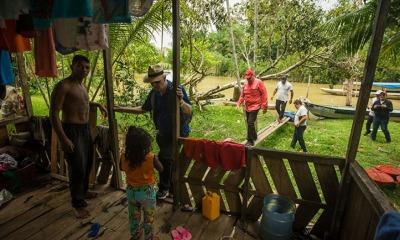 Campanha Luz da Amazônia