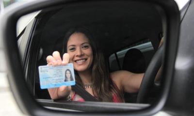Carteira de motorista na Argentina