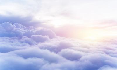 Céus representando o nada