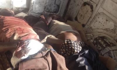 Cristãos executados por fulanis