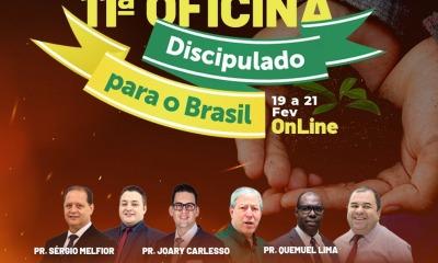 Discipulado para o Brasil