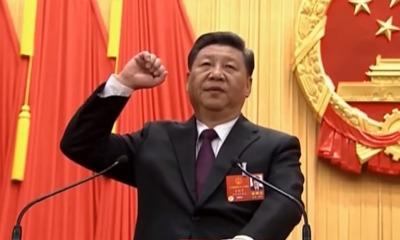 Ditador Xi Jinping