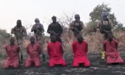 Estados Islâmico mata cristãos