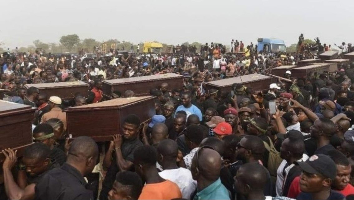 Genocídio de cristãos na África
