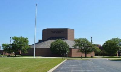 Hilliard Davidson High School em Hilliard, Ohio
