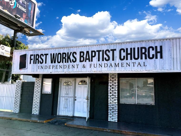 Igreja Batista das Primeiras Obras