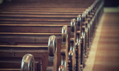 igreja vazia