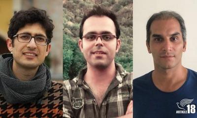 Cristãos que fugiram do Irã (Portas Abertas)