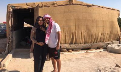 Missionários Rafael e Paula