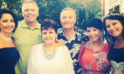 pastor Bill A. Peppard e família