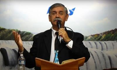 Pastor Claudio Martins