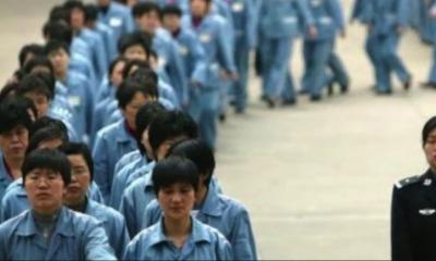 Prisão na China