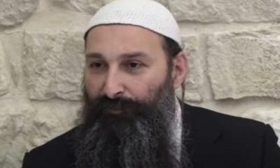 rabino Alon Anava