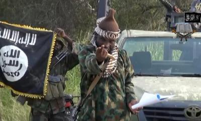 Terrorista do Boko Haram