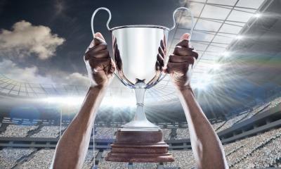 Troféu de vencedor